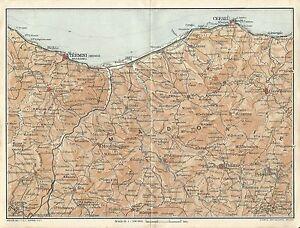 Cartina Geografica Sicilia Politica.Carta Geografica Antica Sicilia Madonie Palermo Tci 1919 Antique Map Ebay
