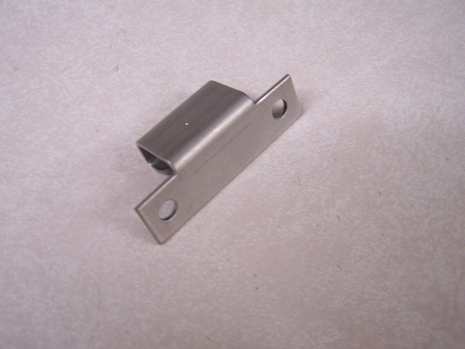 LATCH STRIKE WITH RIVETS FLEETWOOD COLEMAN RV/'S