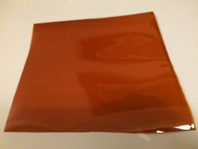 "304mm X 304mm Kapton 3d Print Computers/tablets & Networking Brave Polyimide Film 5mil Thick 12"" X 12"" Or 0.127mm"