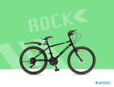 Mountainbike Hardtail 26/'/' Xtinct schwarz-grün 21 Gänge Scheibenbremse M877M