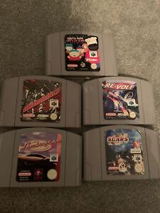 Nintendo 64 N64 Paquete De Juegos