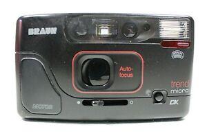 Kamera Braun trend micro, Motor, DX, Auto Focus Funktion ungeprüft (KA39)