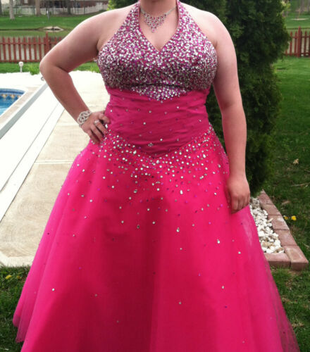 princess ball gown prom Quinceanera dresses