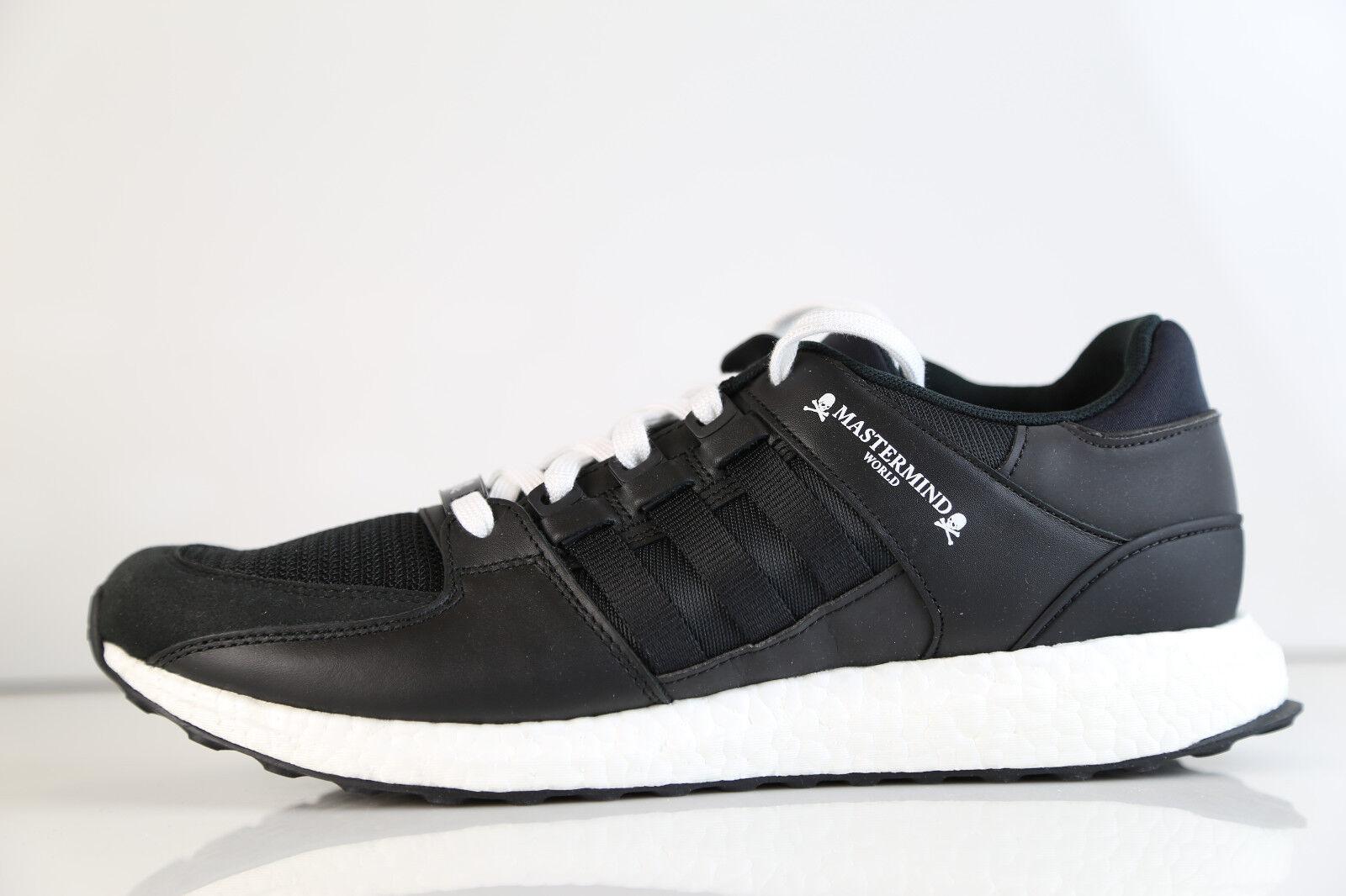 Adidas X MasterMind Japan EQT Support Ultra Boost MMW Black CQ1826 7-13 mm