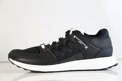size 40 6a760 a409a Adidas X MasterMind Japan EQT Support Ultra Boost MMW Black CQ1826 7-13 mm  | eBay