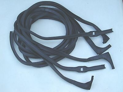 49 1949 50 1950 51 1951 FORD WOODIE WAGON DOOR SEALS   NEW