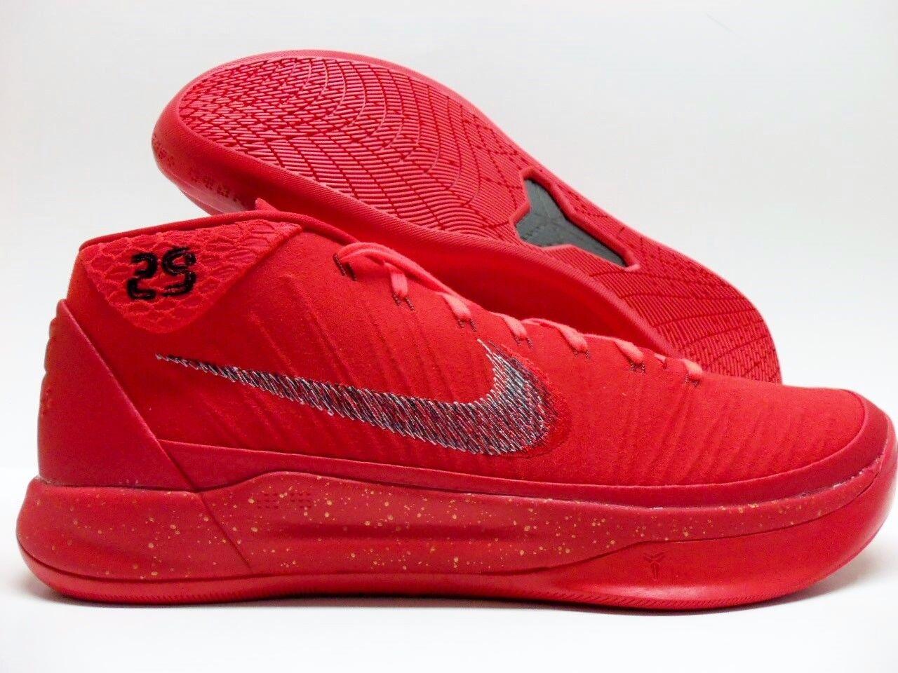 Nike Kobe A.D. id Gym Rojo red-Gris / solar de tamaño red-Gris Rojo hombres 12,5 reducción de precios el último descuento zapatos para hombres y mujeres 20df9c