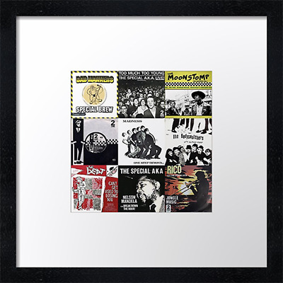"""Mod ONLY £21.50 20 Example shown 10/"""" Framed Print Print or canvas"""