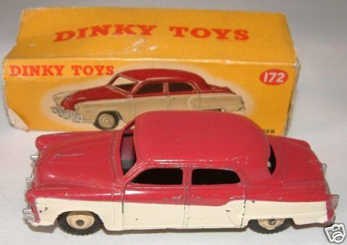 DINKY   Studebaker Land Cruiser No. 172   (R)