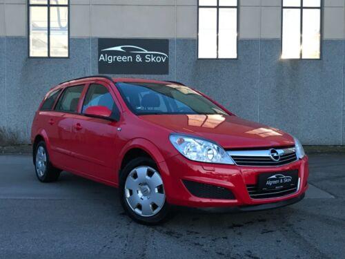 Opel Astra 1.6 16V Comfort Wagon