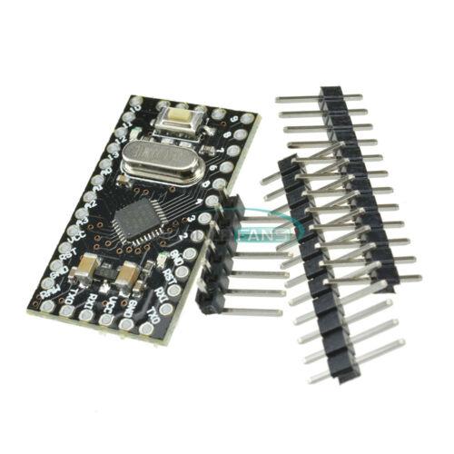 5PCS Pro Mini 5V 16M Atmega168 Module Arduino Compatible Nano Replace Atmega328
