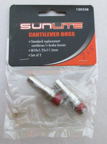 Vélo cantilever//V-Brake patrons cadre//fourche standard de remplacement Set de 2