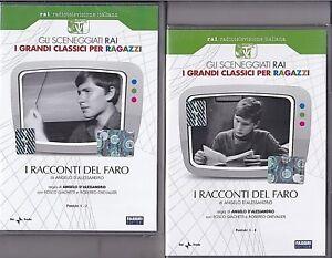 2-Dvd-Sceneggiati-Rai-I-RACCONTI-DEL-FARO-con-F-Giachetti-completo-nuovo-1967