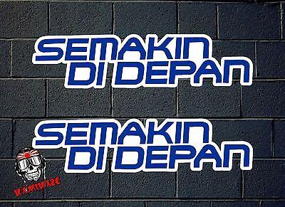 PEGATINA STICKER VINILO Semekin di Depan Yamaha autocollant aufkleber adesivi
