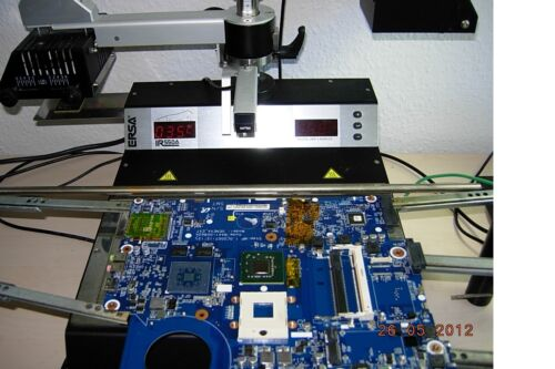 Diagnose Laptop Reparatur Kostenvoranschlag Asus Notebook Mainboard