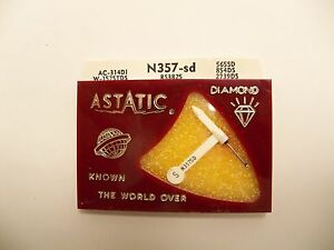 ASTATIC-N357-SD-record-needle-stylus-AC314DI-W157STDS-RS3825-565SD-854DS-2739DS