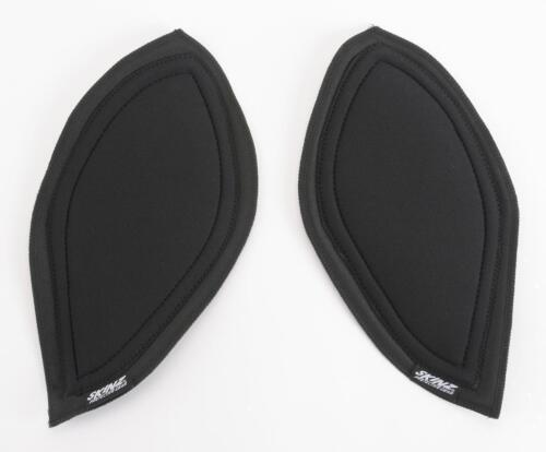 Skinz Protective Gear Pro-Series Console Knee Pads SCKP400-BK Black`