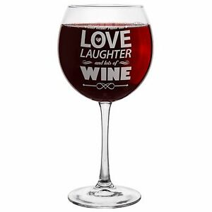 Wine Glass Quotes Stunning Clear Red Wine Glasses with Laser Etched Wine Quotes  Wine Glass Quotes