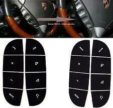 Porsche Cayenne 955 Airbag Lenkrad tasten schalter restaurations handy radio