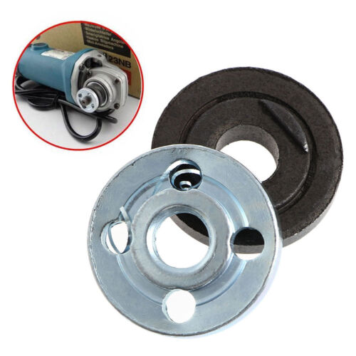 New 2Pcs Angle Grinder Replacement Part Inner Outer Flange Set for Makita j 9523