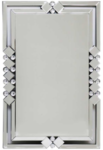 Very-Large-Rectangle-Frame-Mirror-60cm-x-90cm-Art-Deco-Style-Large-Wall-Mirror
