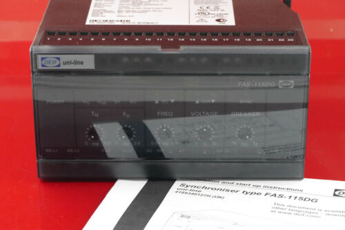 Which fas-115dg Synchroniser NEW