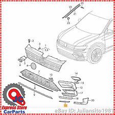 5C6-857-602-A OEM New Genuine Volkswagen Trim 5C6857602A