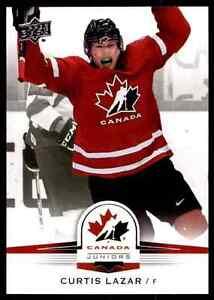 2014-15-Upper-Deck-Team-Canada-Juniors-Curtis-Lazar-90