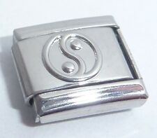 YIN YANG Italian Charm - fits 9mm Classic Starter Bracelets - Harmony Peace Love