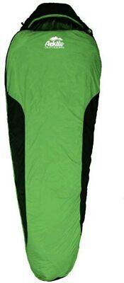 Camping, Aektiv Outdoors Lightweight 35 Degree Three Season Mummy Sleeping Bag