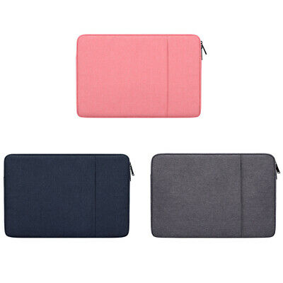 US Laptop Case Bag Soft Cover Sleeve For Macbook Pro 11/'/'13/'/'15.6/'/' Notebook