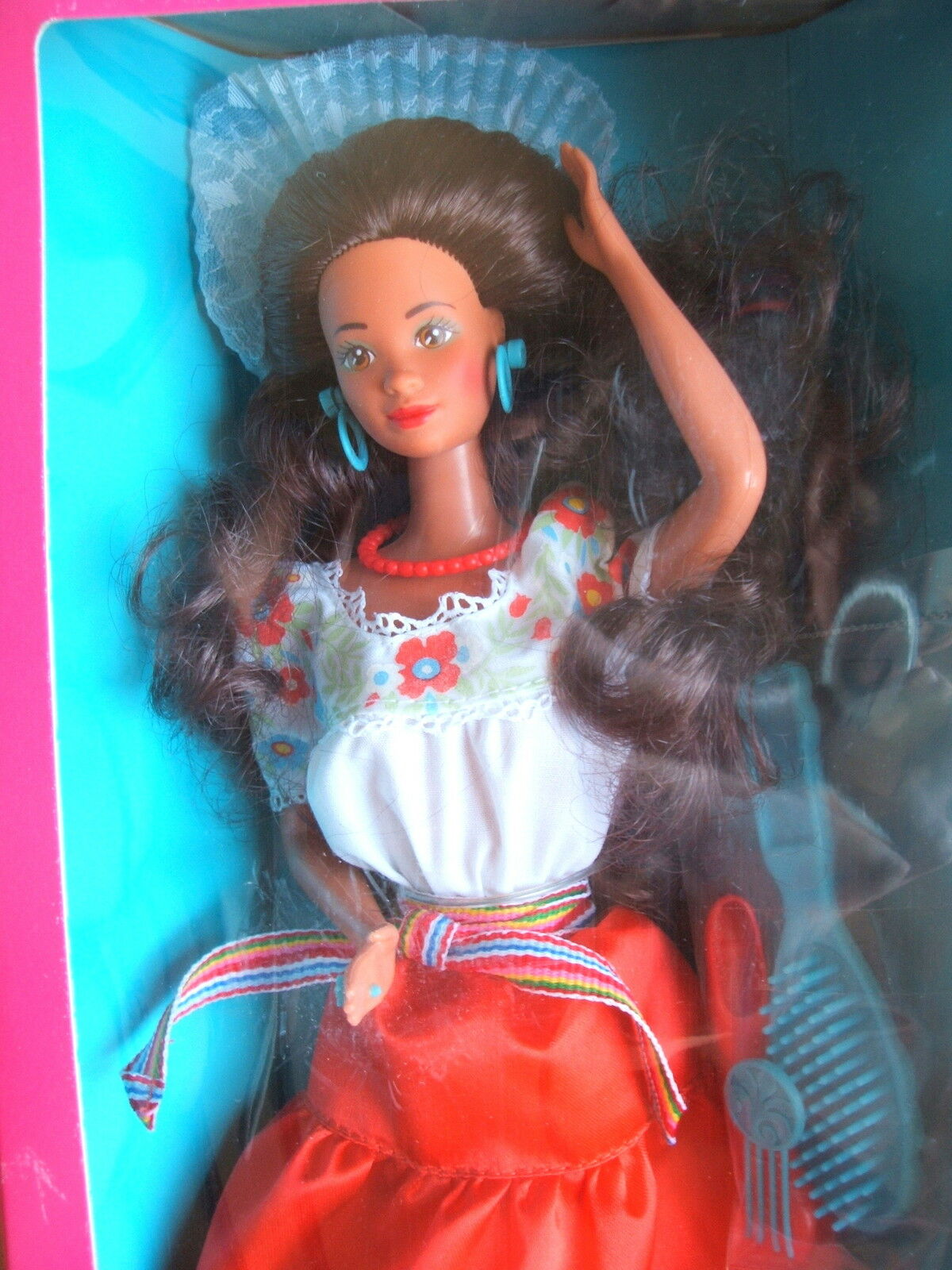 POUPEE BARBIE COLLECTION Dolls of the World 88 MEXICAN mattel 1917