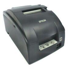 New Listingepson Tm U220b Pos High Speed Receipt Auto Cutter Printer Dot Matrix C31c514767