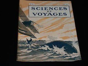 Bien Sciences Et Voyages - N° 11 - Novembre 1919 - Les Anthropophages - Les Parfums.. Grand Assortiment