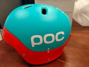 POC Frontal Hydrogen White Sz XL 59//60cm New in box Ski Helmet