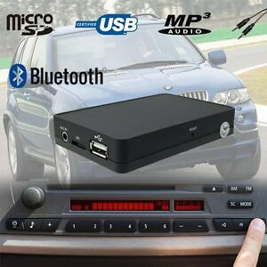 bluetooth music handsfree cd changer adapter bmw 5 series. Black Bedroom Furniture Sets. Home Design Ideas