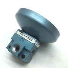 "MAC 1111A-038 Push Button Valve 1//8/"" NPT 2-Position 3-Way 150 PSI Max"