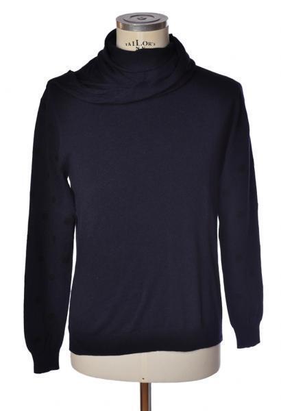 Daniele Alessandrini  -  Sweaters - Male - Blau - 2086117A183600