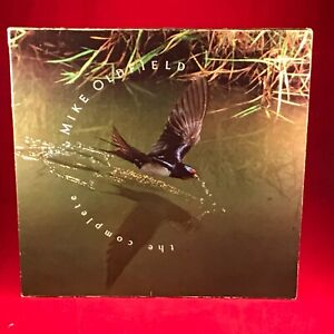 The-Complete-Mike-Oldfield-1985-UK-double-Vinyl-LP-EXCELLENT-CONDITION-best-of-A