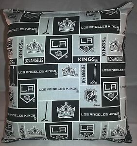 Kings-Pillow-LA-Kings-Pillow-NHL-Pillow-Hockey-Handmade-in-USA