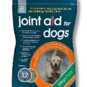 Joint-Aid-for-Dogs-with-Glucosamine-amp-Chondroitin-500g-12-Active-Ingredients