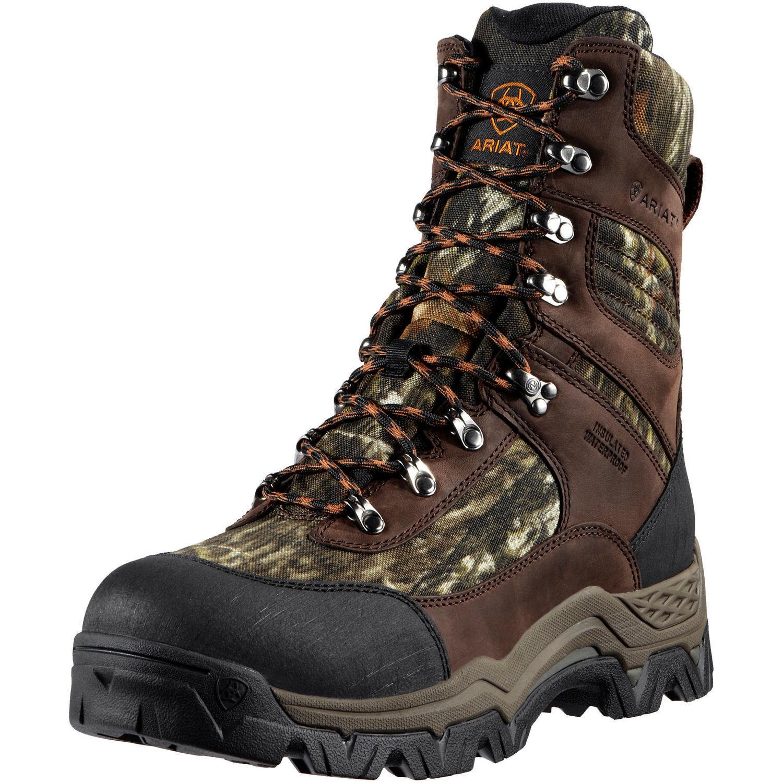 New Men's Ariat 10011975 Tracker waterproof insulated Boot