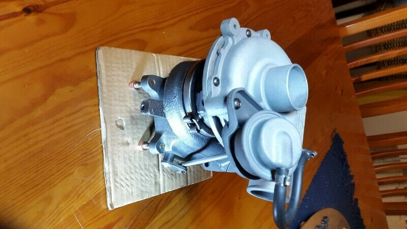 Reconditioned IHI Turbo Charger P/N: WL85C for the Mazda Drifter 2.5 TD (WL Engine)