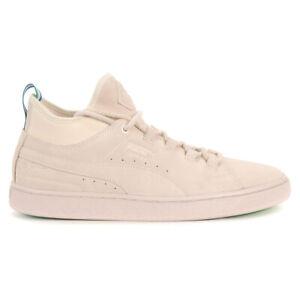 PUMA Suede Classic Mid X BIG SEAN Men's Shoes Shell-Shell 36625201 NEW!