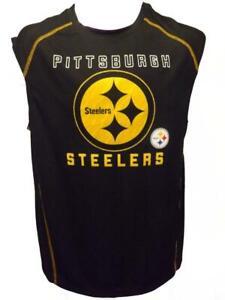 hot sale online 034f0 0ed59 New Pittsburgh Steelers Mens M-L-XL-2XL Performance TX3Cool ...