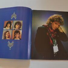 (LED ZEPPELIN) ROBERT PLANT - Tour programme Non stop go tour 1988