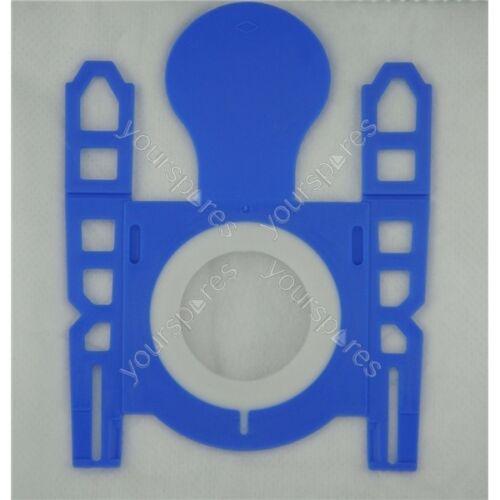 5 x sacchetti per aspirapolvere Bosch bbs6328gb07 tipo G