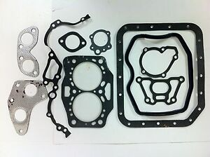 Engine-Gasket-Set-for-Subaru-600-Van-Sambar-Truck-Microvan-Pick-up-NEW-255