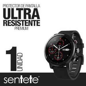 Sentete-1x-Xiaomi-Amazfit-Stratos-Protector-Pantalla-ULTRA-RESISTENTE-PREMIUM