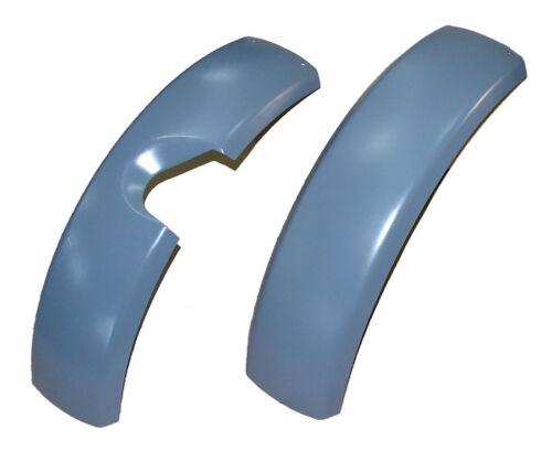 2x Kotflügel 2mm Stahl für 3005 4005 5005 2506 4006 5006 5206 Traktor vorne